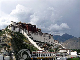 Potala Palace 2, Lhasa Attractions, Lhasa Travel Guide