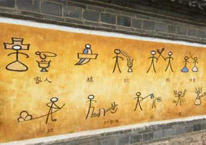 Baisha Mural, Lijiang Attractions, Lijiang Travel Guide