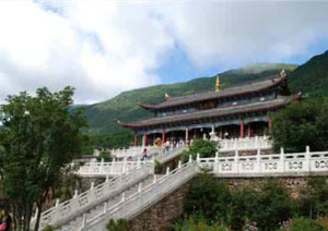 Yufeng Temple, Lijiang Attractions, Lijiang Travel Guide