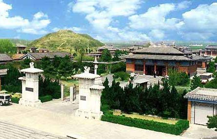 Luoyang Ancient Tomb Museum, Luoyang Attractions, Luoyang Travel Guide