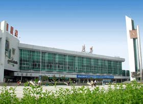 Luoyang Railway Station, Luoyang Transportation, Luoyang Travel Guide