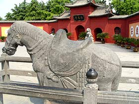 White Horse Temple, Luoyang Attractions, Luoyang Travel Guide