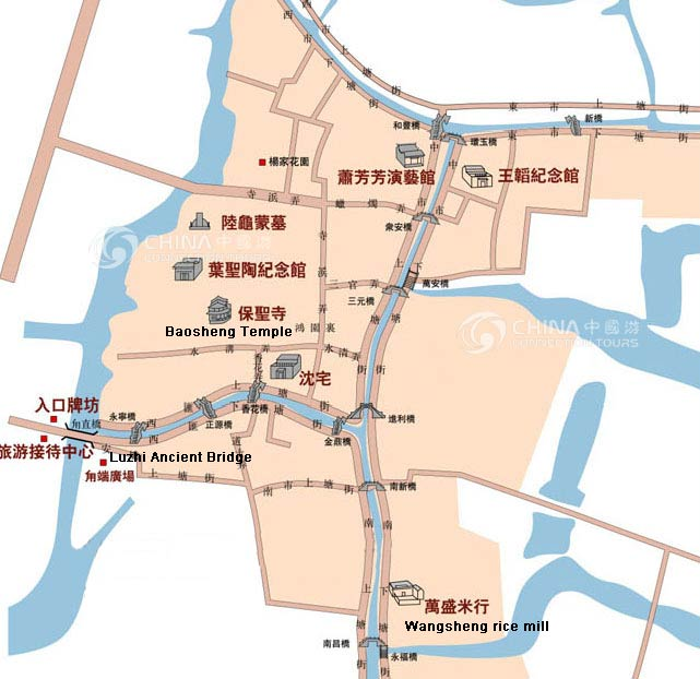 Luzhi Tourist Map, Luzhi Tourist MapLuzhi Maps, Luzhi Travel Guide
