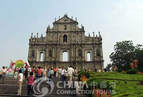 Ruins of St Paul's, Macau Attractions, Macau Travel Guide