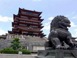 Tengwang Pavilion, Nanchang Travel