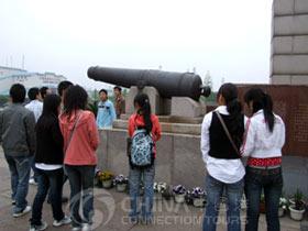 Ningbo Zhenhaikou Coastal Defense Relics, Ningbo Attractions, Ningbo Travel Guide