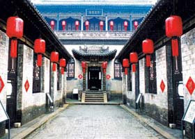 Qiao Compound of Pingyao, Pingyao Attractions, Pingyao Travel Guide