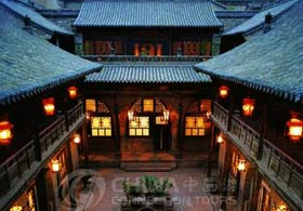 Wang Compound of Pingyao, Pingyao Attractions, Pingyao Travel Guide