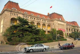 Huashi Building of Qingdao, Qingdao Attractions, Qingdao Travel Guide
