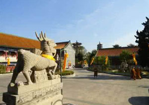 Zhan Shan Temple - Qingdao Attractions