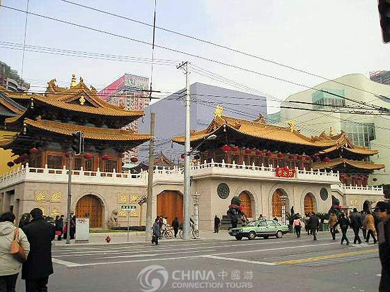 Jin'an Temple - Shanghai Travel Guide