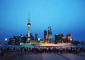 Oriental Pearl TV Tower - Shanghai Attractions