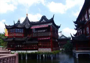 Yuyuan Garden - Shanghai Attractions