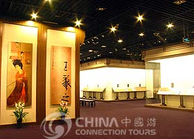Art Gallery of Liaoning Provincial Museum, Shenyang Attractions, Shenyang Travel Guide