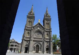 Shenyang Nanguan Church, Shenyang Travel Guide