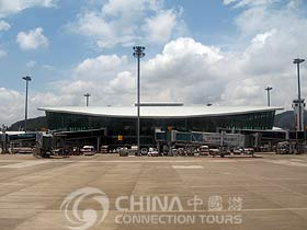 Shenzhen International Airport, Shenzhen Travel Guide