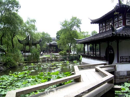 The Courtyard of Humble Administrator Garden, Suzhou Travel Guide