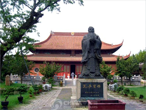 The Literature Temple of Suzhou, Suzhou Travel Guide