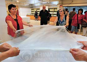 The Workshop of Suzhou Silk Museum, Suzhou Travel Guide