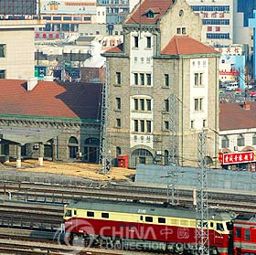 Taian Railway Station, Taian Travel Guide