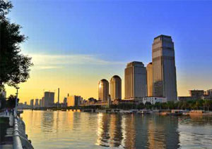 Haihe River, Tianjin Travel Guide