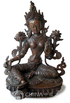 Tibet Bronze Carving, Tibet Shopping, Tibet Travel Guide