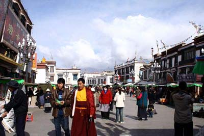 Lhasa City, Tibet Travel Guide