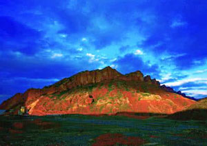 Red Hill, Urumqi Attractions, Urumqi Travel Guide