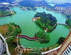 East Lake Scenic Zone - Wuhan Travel Guide
