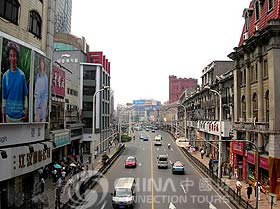 Jianghan Road Commercial District – Wuhan Shopping
