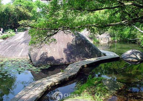 Mesmeric Wanshi Hill Tourist Area