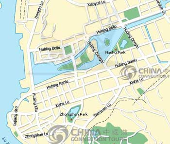 Xiamen Maps China Xiamen Maps Xiamen Travel Guide