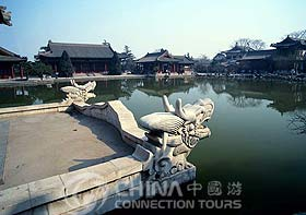 Huaqing Hot Spring, Xian Attractions, Xian Travel Guide