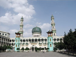 Great Mosque, Xining Travel
