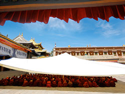 Ta'er Temple, Xining Travel