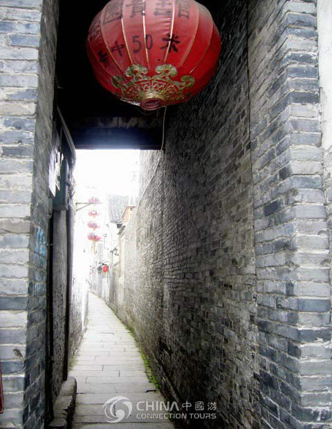 Narrowest Alley of Xitang, Xitang Attractions, Xitang Travel Guide