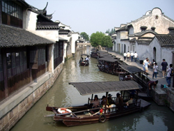 Wuzhen Watertown, Zhejiang Travel