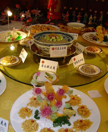 Huainan Cuisine, Zhenjiang Restaurants, Zhenjang Travel Guide