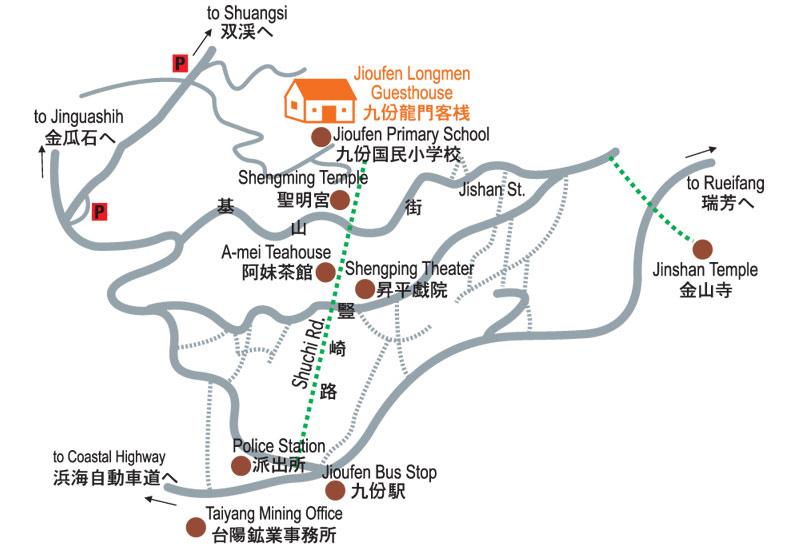 Jinshan Temple Map Map of Jinshan Temple Zhenjiang Travel Guide