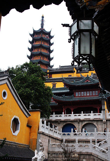 Jinshan Temple, Zhenjiang Attractions, Zhenjiang Travel Guide