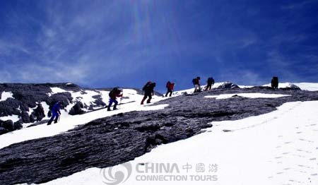 Haba Snow Mountain  - Zhongdian Travel Guide