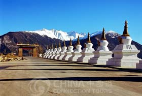 Meili snow mountain - Zhongdian Travel Guide