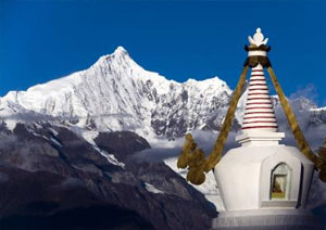 Meili snow mountai - Zhongdian Attractions