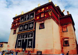 The Gedan Songzanlin Lamasery - Zhongdian Attractions
