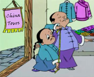 Custom China Tours
